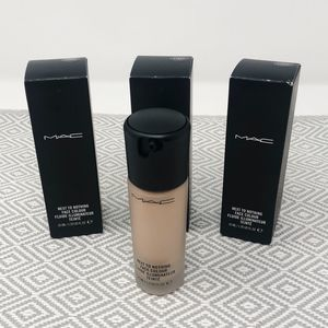 MAC Next to Nothing Face Color - Light - 3 Count